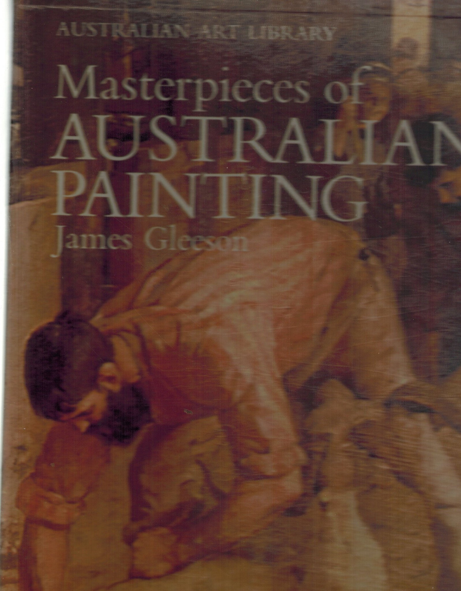 MASTERPIECES OF AUSTRALIAN PAINTING - books-new