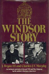 THE WINDSOR STORY - books-new