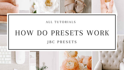 How Do Presets Work?