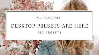 BIG news.  Desktop Presets are here!!!!!
