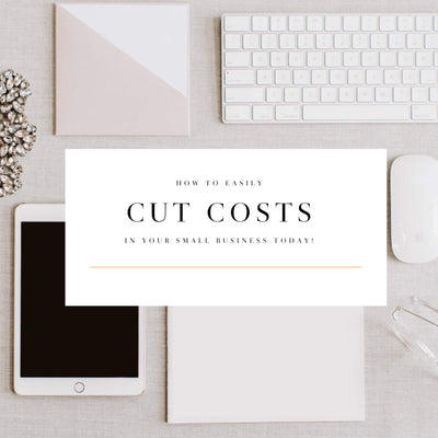 How to Save Money in your Business During Covid19