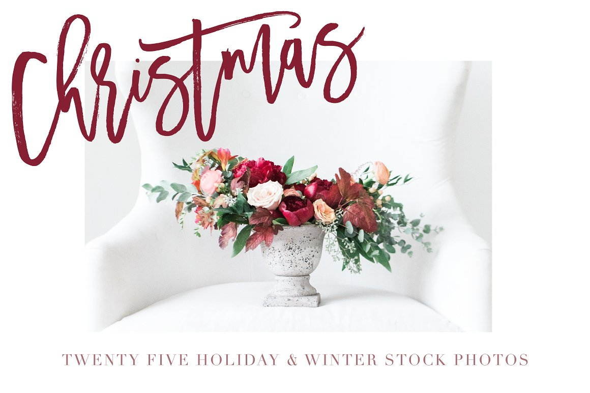 Holiday Stock Photo Bundle