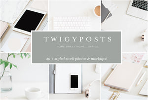 twigyposts,Home Sweet Home Office | Stock Photo Bundle,TwigyPosts,Photo Bundles