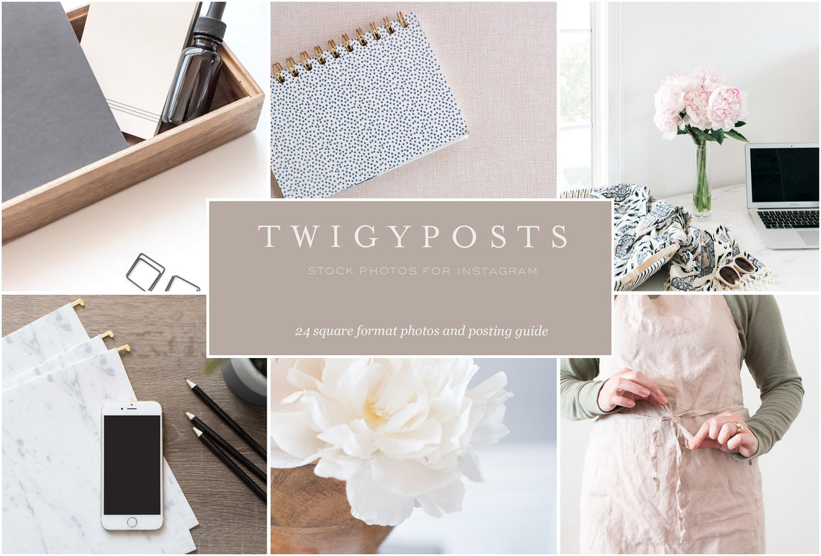 twigyposts,Instagram Bundle #2 | Styled Stock Photos,TwigyPosts,Square Stock Photos for Instagram
