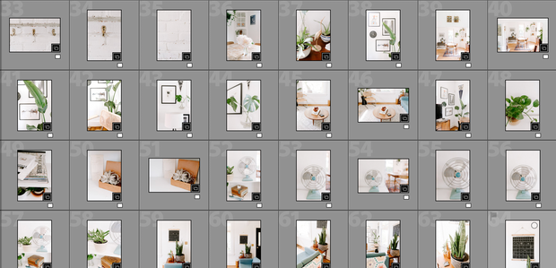 Comfy Cottage Photo Bundle | #139