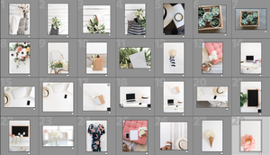 Spring Styled Stock Photo Bundle