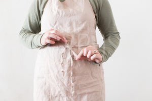 Bohemian Collective | Individual Photos | Model Pink Apron