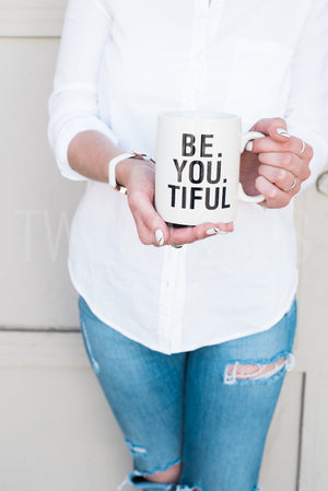 Be.You.Tiful Coffee Mug | Individual Photos