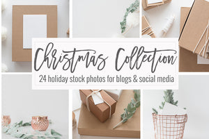 Christmas Present Mockup Bundle