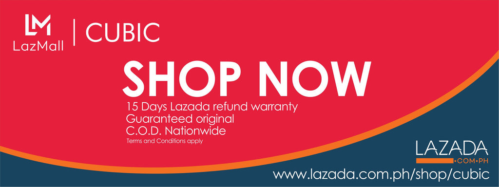 Cubic Lazada Official Store | Lazmall