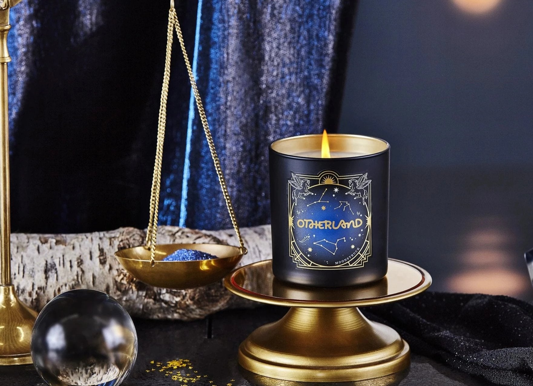 Candles - Gilded Holiday Collection