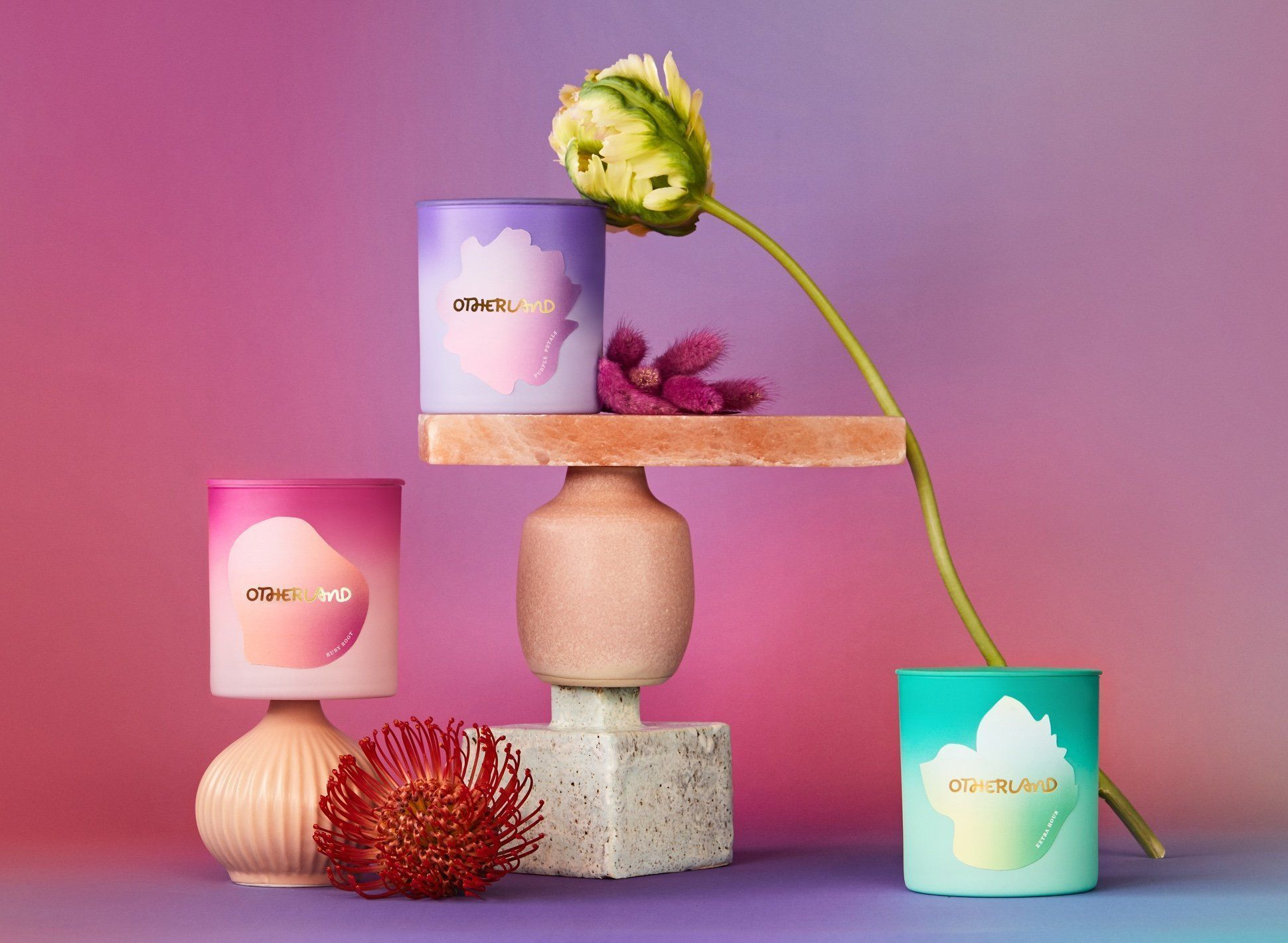 Candles - The Spring Collection
