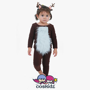 eaf88fbd3 Child Deer Costume with Horns for Halloween – coskids