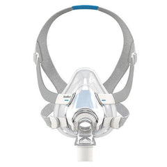 Silicone ResMed AirFit F20 Full Face Mask for CPAP and BiPAP Machine
