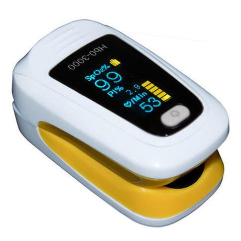 Drive DeVilbiss Pulse Oximeter model HbO 3000