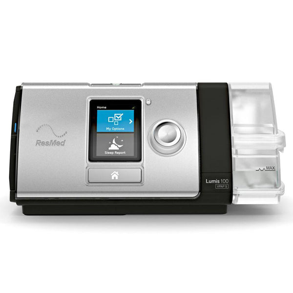 ResMed Lumis 100 VPAP S BiPAP Machine with Heated Humidifier