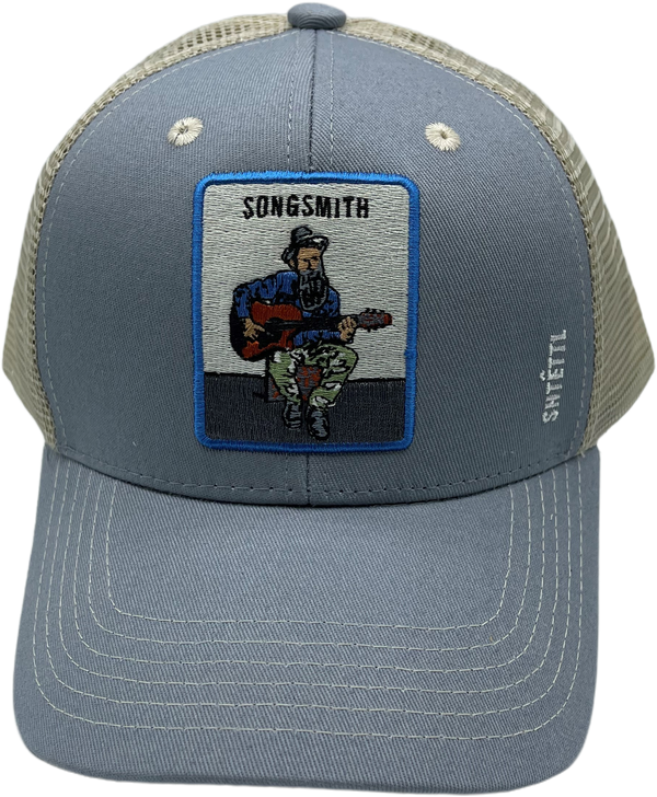 Songsmith Trucker Hat - Shtettl