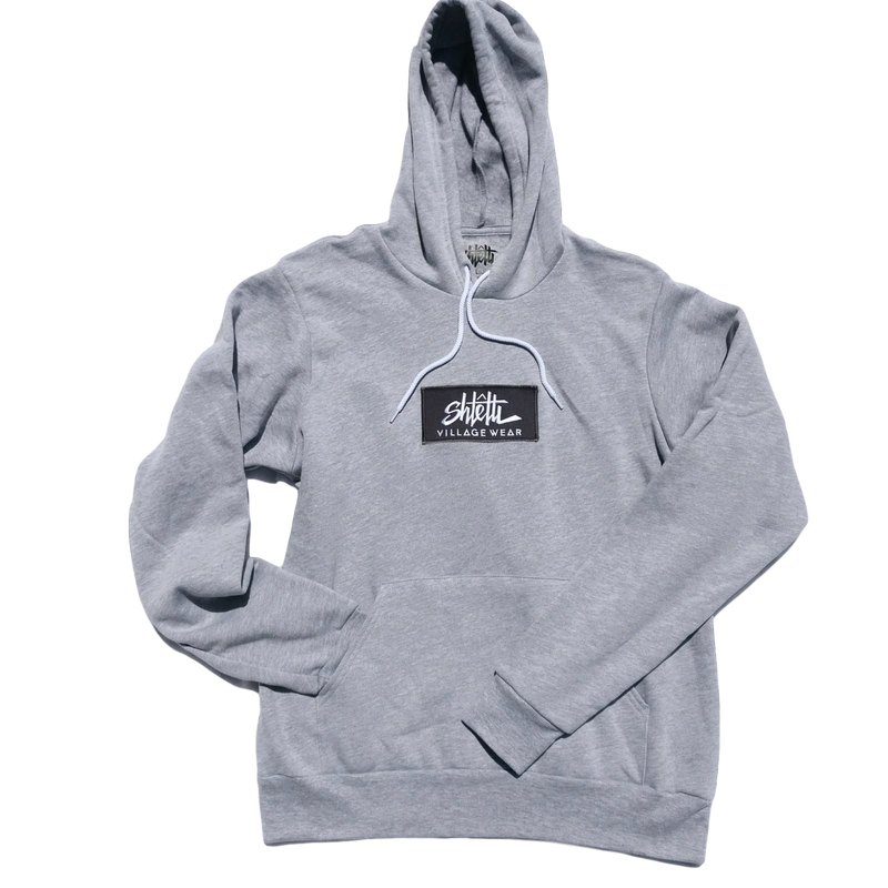 Shtettl Patch Pullover Hoodie