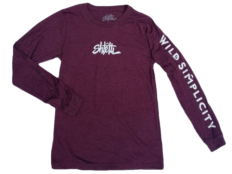 Long Sleeve Wild Simplicity