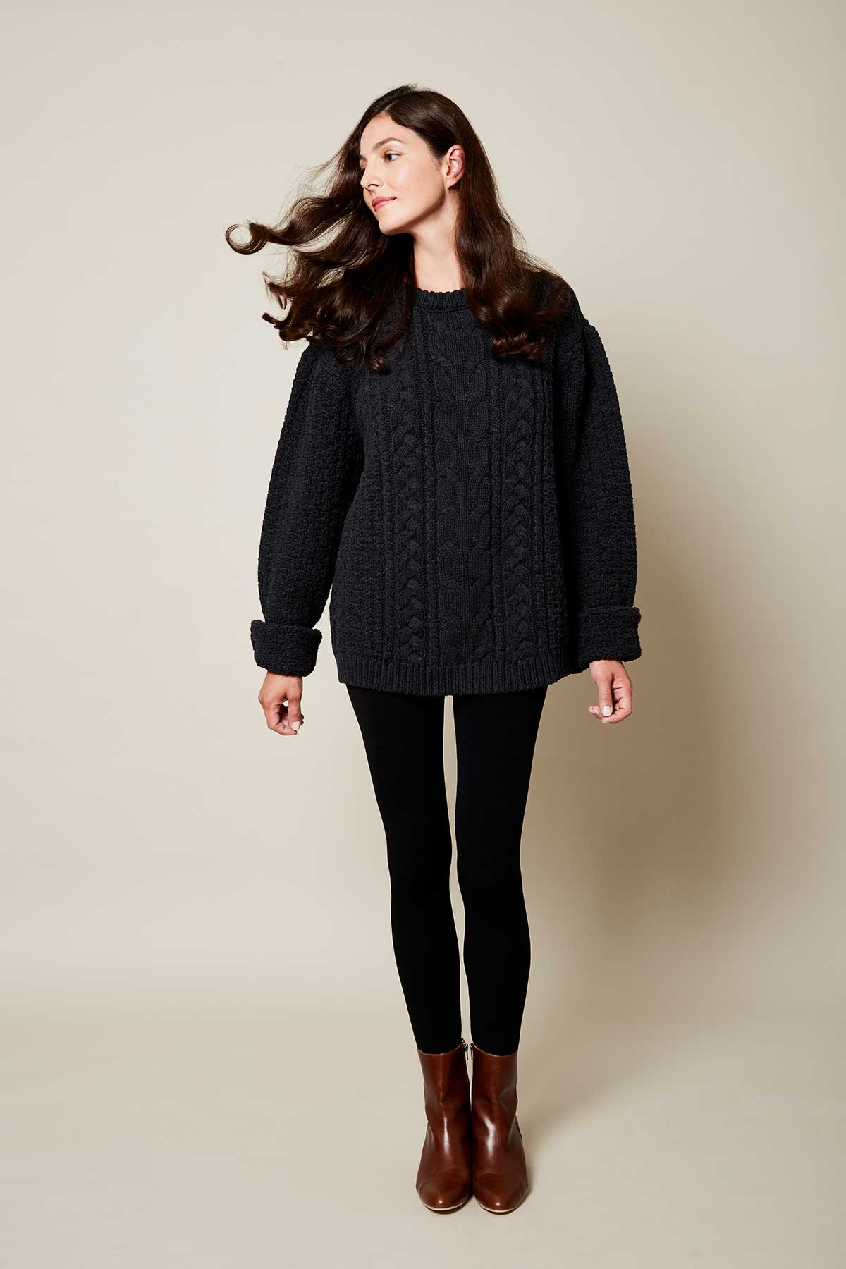 The Aran Sweater