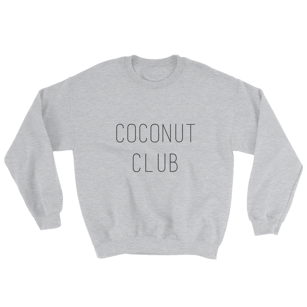 Coconut Club - Sweatshirt