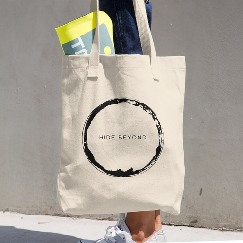 Hide Beyond - Cotton Tote Bag