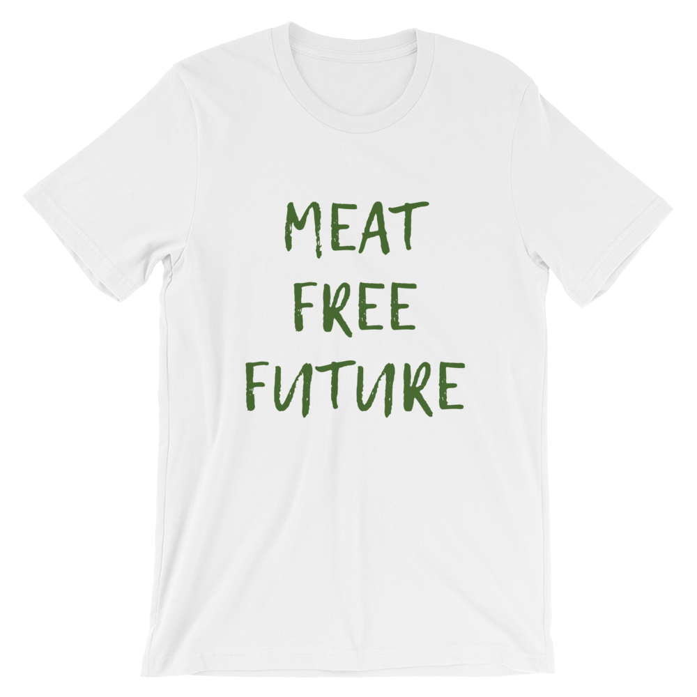 Meat Free Future - Short-Sleeve Unisex T-Shirt
