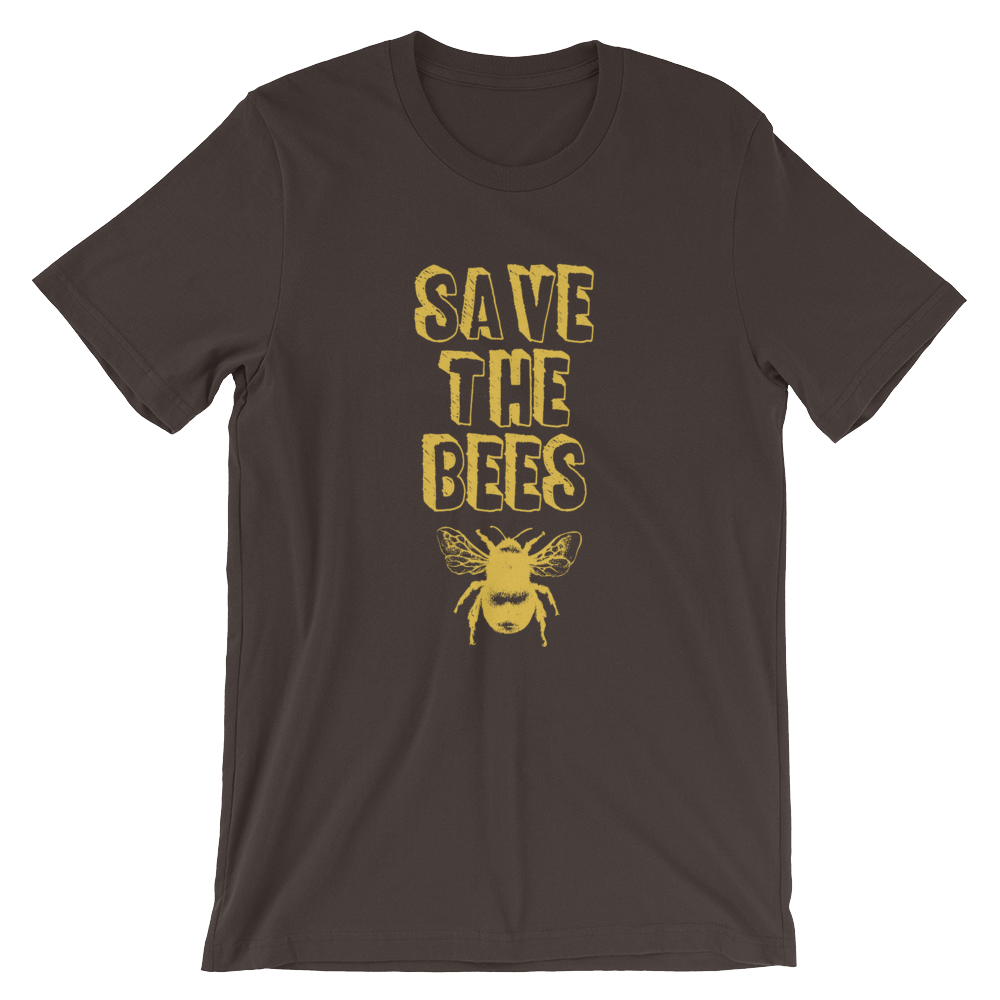 Save The Bees - Short-Sleeve Unisex T-Shirt