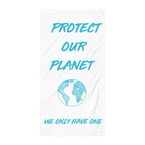 Protect Our Planet, We Only Have One