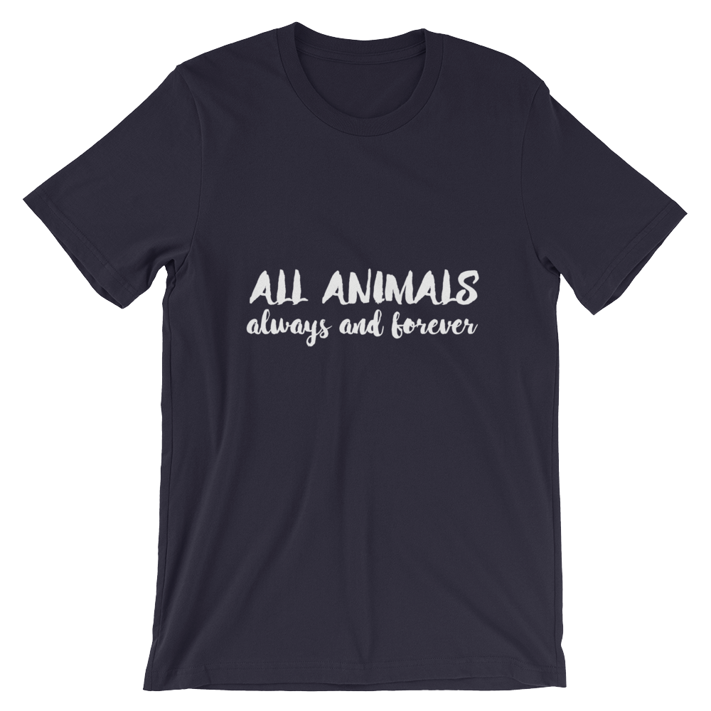 All Animals - Short-Sleeve Unisex T-Shirt