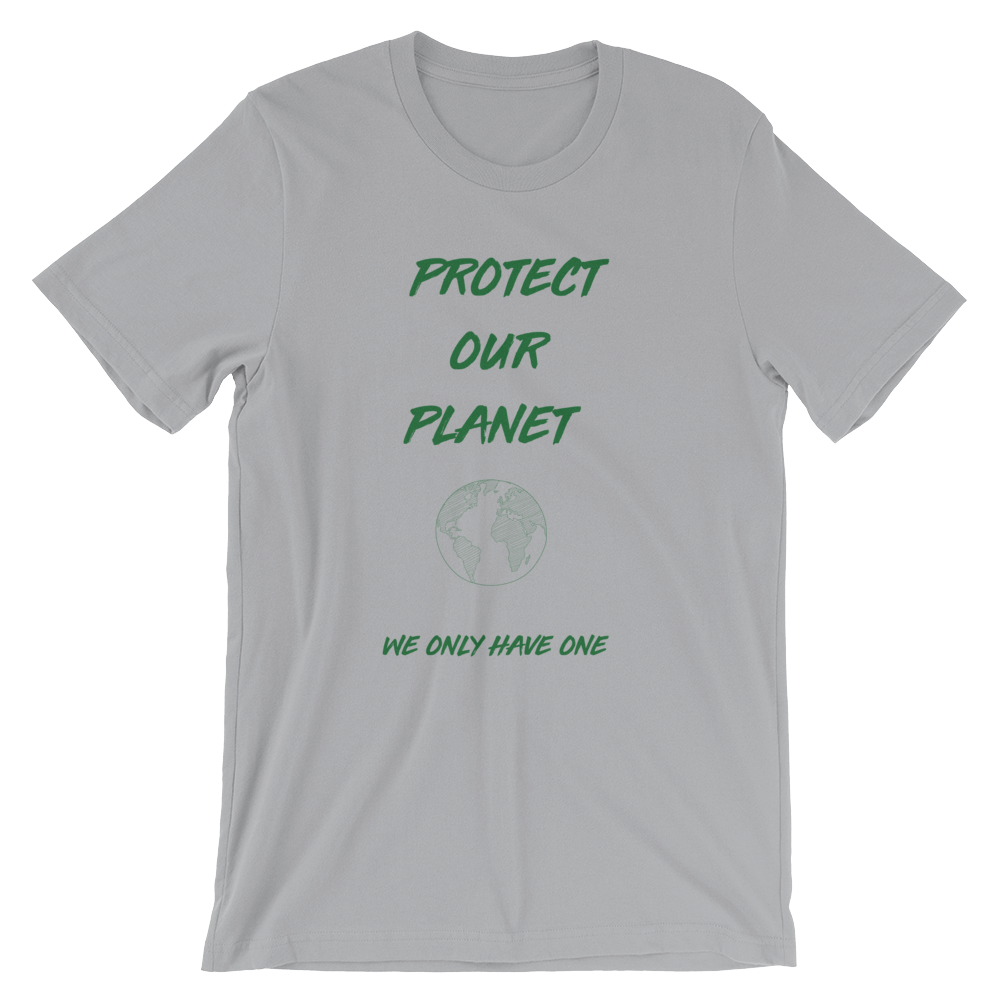 Protect Our Planet - Short-Sleeve Unisex T-Shirt