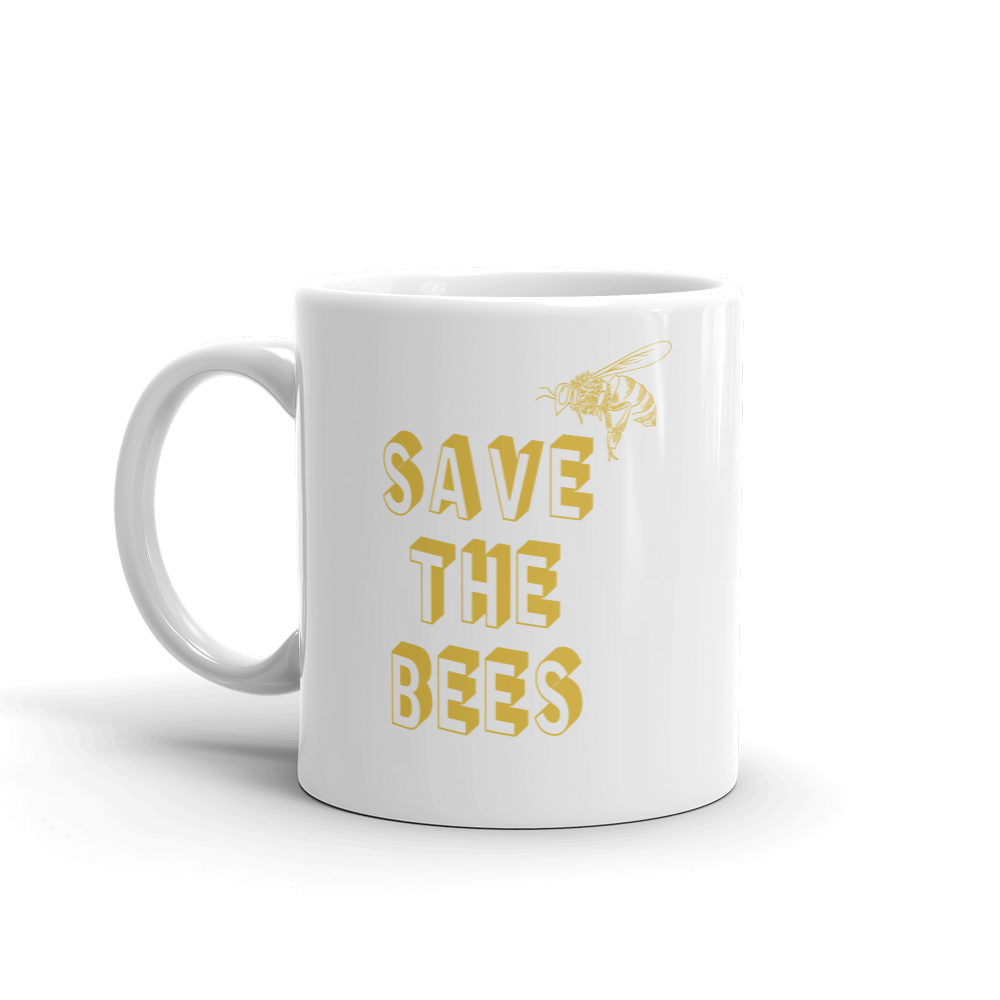 Save The Bees - Mug