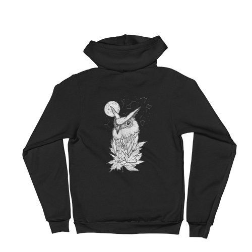 The Owl Universe - Hoodie sweater