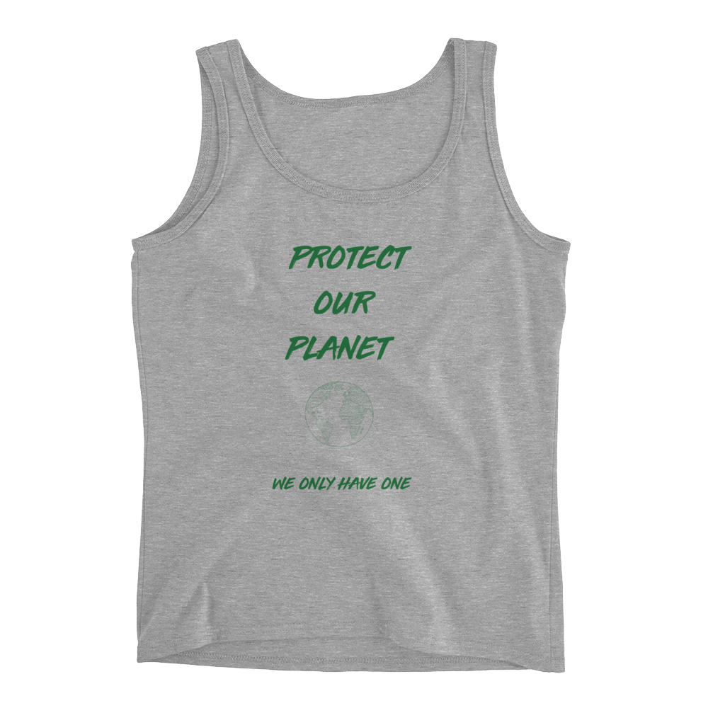 Protect Our Planet - Ladies' Tank
