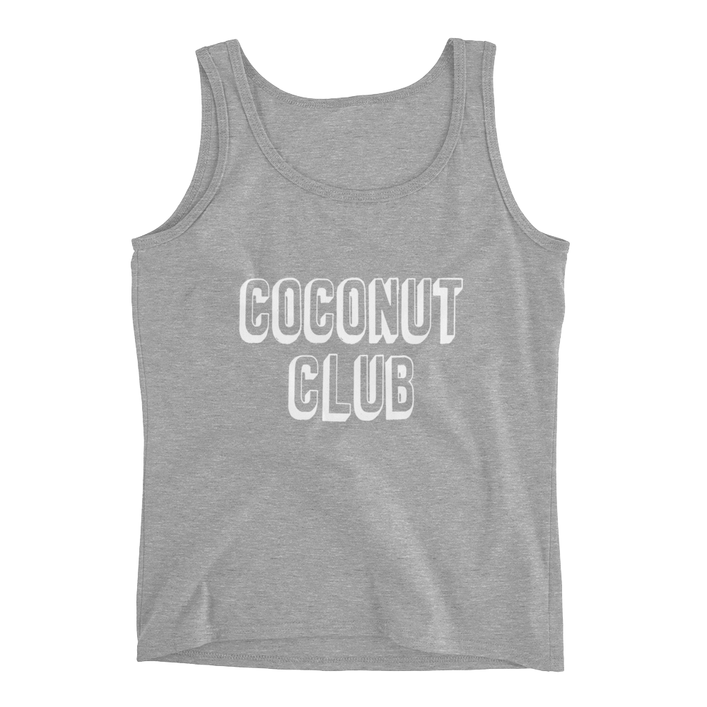 Coconut Club - Ladies' Tank