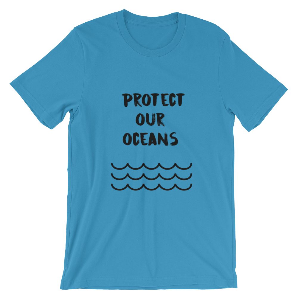 Protect Our Oceans - Short-Sleeve Unisex T-Shirt