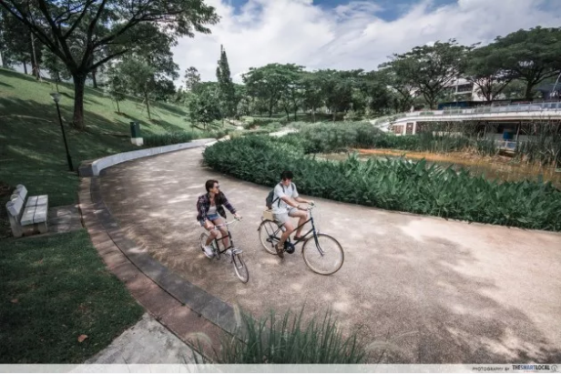 6 Scenic Cycling Trails Around Singapore For People Who Hate Jogging