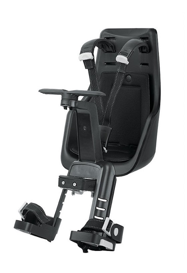 ALPHA ADAPTER + BOBIKE EXCLUSIVE MINI FRONT CHILD SEAT (FOR BROMPTON)