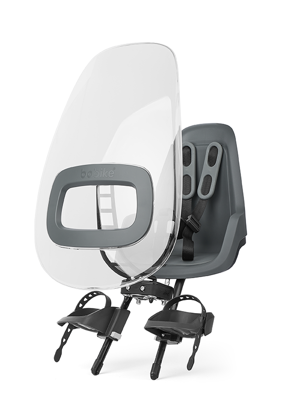 BOBIKE ONE MINI WINDSCREEN - DISPLAY SET