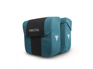 VINCITA BOBBY DOUBLE PANNIER BAG