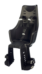 BOBIKE EXCLUSIVE MAXI REAR CHILD SEAT BLACK