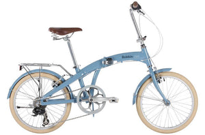 "BOBBIN FOLD 20"" 7 SPEED MOODY BLUE (FOLDING BIKE)"