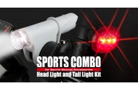 CROPS SPORTS COMBO - HEAD AND TAIL LIGHT KIT
