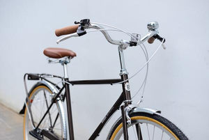 BICYCLE FRONTVIEW