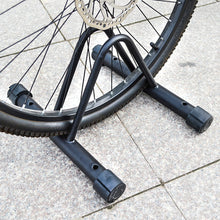 BIKE RACK STAND STEEL 1 PCS (BLACK)