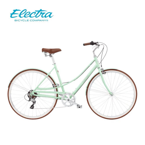 ELECTRA CLASSIC 28 INCH MINT GREEN 3 SPEED + FREE BIKE LOCK Q5 (AVAILABLE END APRIL)