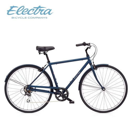 ELECTRA LOFT CLASSIC 28 INCH MATTE NAVY BLUE 3 SPEED + FREE BIKE LOCK Q5 (AVAILABLE END APRIL)
