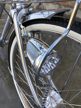 KAWASAKI 24 INCH 3 SPEED SILVER CHROME