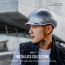 THOUSAND HELMET - POLISHED TITANIUM + FREE HELMET LOCK  (PREORDER AVAILABLE NOVEMBER)