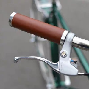 KOLOR LEATHER GRIPS 130MM